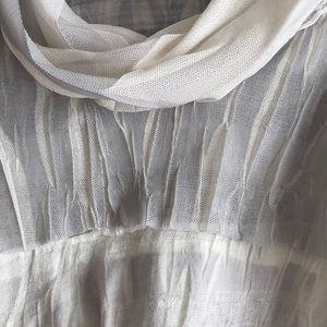 Kormarov cowl neck blouse